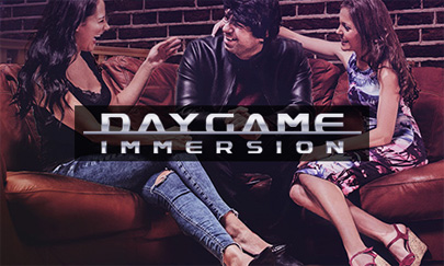 Daygame Immersion